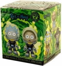 Funko Mystery Mini Rick & Morty Season 2