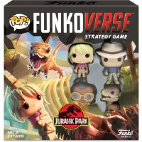 FunkoVerse Strategy Game Jurassic Park English