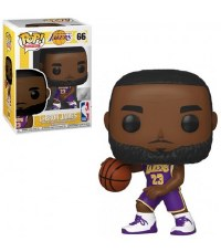 Funko POP! NBA Lakers Lebron James Vinyl Figure 10 inch