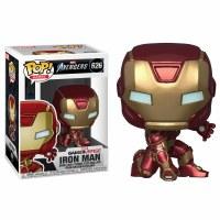 Funko POP! Avengers Game Iron Man (Stark Tech Suit)