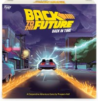 Back to the Future - Back in Time Board Game EN