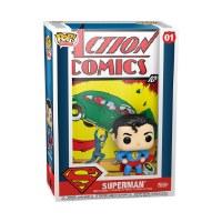 Funko POP! Comic Cover DC Superman Action Comics 1 Vinyl Fig