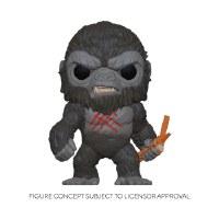Funko POP! Godzilla vs Kong Battle Scarred Kong Vinyl Figure