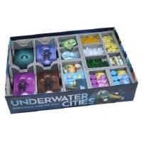 Underwater Cities Boardgame Organiser Insert