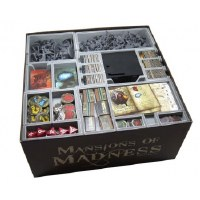 Mansions of Madness 2nd Ed. Boardgame Organiser Insert