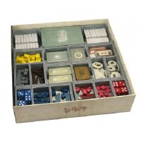 Teotihuacan Boardgame Organiser Insert
