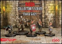 D&D Collector's Series Miniatures Force Grey