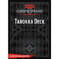 D&D Curse of Strahd Tarokka Deeck English