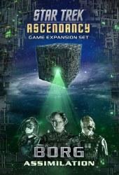 Star Trek Ascendancy Borg Assimilation Expansiono Set