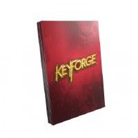 Keyforge Logo Sleeves Red (40)