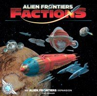 Alien Frontiers Factions Definitiv Edition English