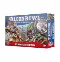 Blood Bowl Second Season Edition English