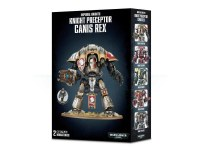 Warhammer 40k Imperial Knights Knight Preceptor Canis Rex