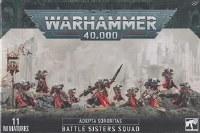 Warhammer 40k Adepta SororitasBattle Sisters Squad