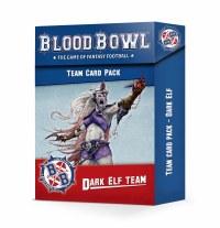 Blood Bowl Dark Elf Team TeamCard Pack