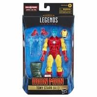 Marvel Legends Iron Man Series Tony Stark A.I.