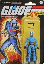G.I.Joe Retro Collection Series Cobra Commander