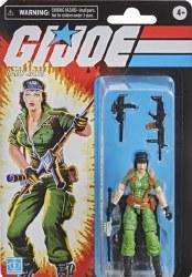 G.I.Joe Retro Collection Series Lady Jaye