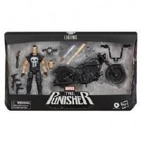 Hasbro Marvel Legends Series The Punisher Rider Actionfigure