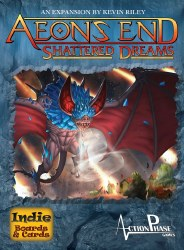 Aeon's End: Shattered Dreams Expansion EN
