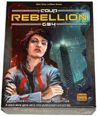 Coup Rebellion G54 English