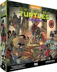 Teenage Mutant Ninja Turtles Adventures City Fall EN