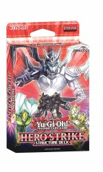 Yu-Gi-Oh Hero Strike Structure Deck Deutsch