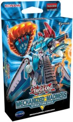 Yu-Gi-Oh Mechanized Madness Structure Deck Reloaded EN