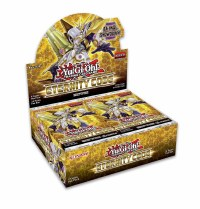 Yu-Gi-Oh Eternity Code Booster Display English
