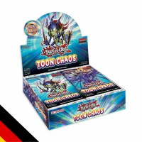 Yu-Gi-Oh Toon Chaos Booster Display (24 Packungen) DE Unlimi