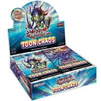Yu-Gi-Oh Toon Chaos Booster Display (24 Packs) EN Unlimited