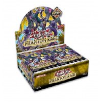 Yu-Gi-Oh Phantom Rage Booster Display (24 Packungen) DE