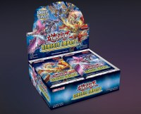 YU-GI-Oh Genesis Impact Booster Display (24 Packungen) DE