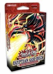 Yu-Gi-Oh Egyptian God Deck Slifer The Sky Dragon DE