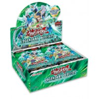 YU-GI-Oh Legendary Duelists Synchro Storm (36 Packs) EN