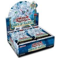YU-GI-Oh Dawn of Majesty Display (24 Packs) DE