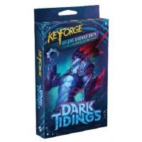 KeyForge Dark Tidings Deluxe Archon Deck EN