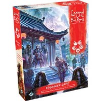 Legend Of The Five Rings RPG Beginner Game EN