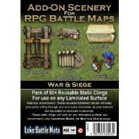 Add On Scenery War & Siege EN