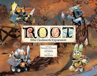 Root The Clockwork Expansion English
