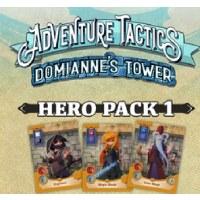 Adventure Tactics Domianne's Tower Hero Pack 1 EN