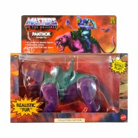 Masters of the Universe Origins Panthor Flocked Collector Ed