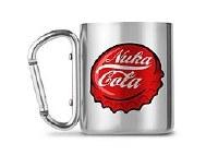 Carabiner Mug - Fallout Nuke Cola