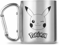 Carabiner Mug Pokemon Pikachu