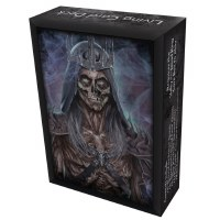 HEXplore It The Valley of the Dead King Living Card Deck E