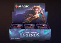 Magic Commander Legends Booster Display Deutsch