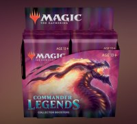 Magic Commander Legenden Collector Booster Display Deutsch