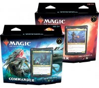 Magic Commander Legends Commander Deck Bundle English
