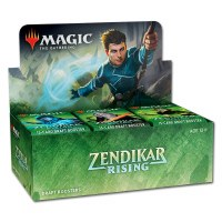 Magic Zendikar Rising Draft Booster Display EN