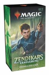 Magic Zendikars Erneuerung Prerelease Pack Deutsch